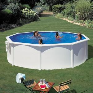 Foto piscina gre super eco 350x120 kitpr353e foto 793577 for Piscinas super baratas