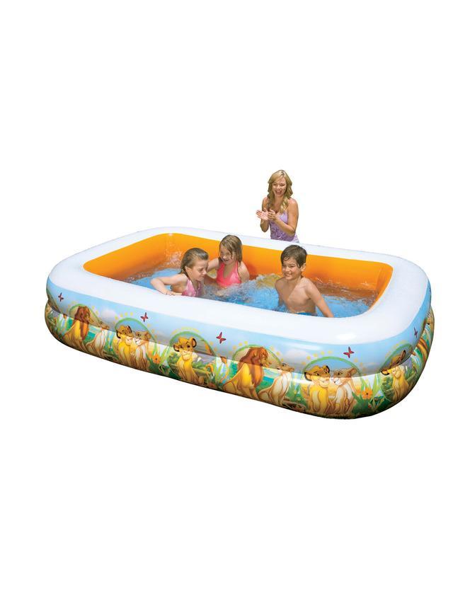 Foto depuradora filtro piscina intex litros hora for Piscina inflable rectangular