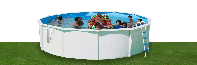 Foto piscina bestway rectangular frame 412x201x122 56244 for Piscina 488x274x122