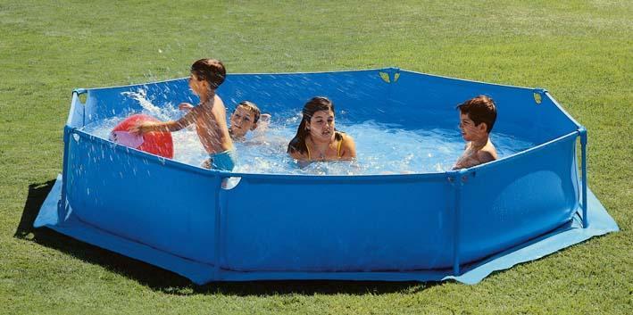 Foto piscina bestway infantil 229x160x43 56040 foto 375200 for Piscina toi rectangular