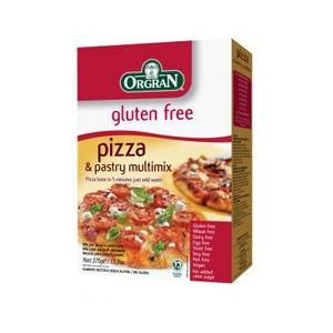 Foto Pizza & pastry mix 375g