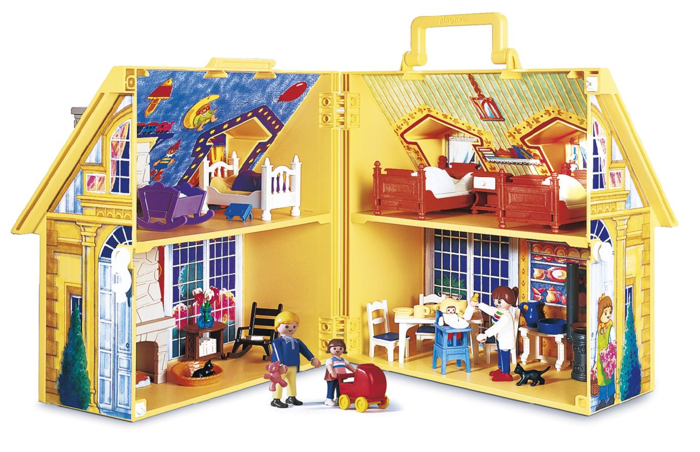 Foto playmobil 4255 tesoro castillo encantado foto 263217 for Casa maletin playmobil