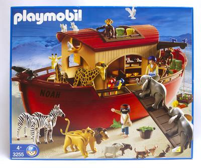 Foto Playmobil Ref 3255 Arca De Noe Foto 590791