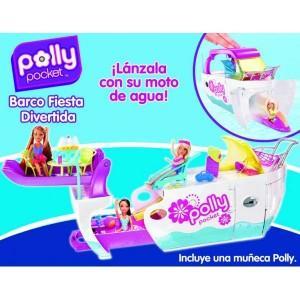 Fiesta Foto Polly 537240 Barco Pocket Divertida H9ED2I