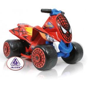 Foto quad spiderman 6v foto 830634 - Quad spiderman ...