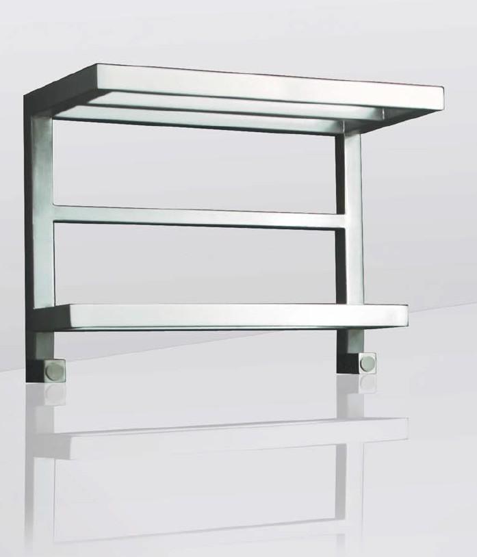 Foto radiador toallero de acero inoxidable modelo t bar for Toallero acero inoxidable