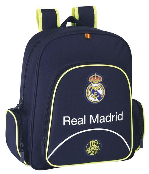 Foto Real madrid - mochila junior adaptable a carro