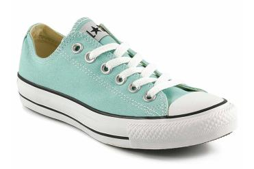 all star converse mujer verdes