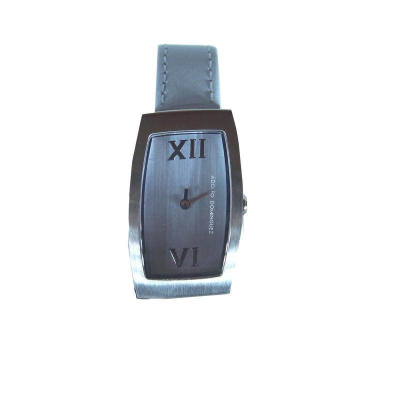 Foto reloj acero fossil ch2540 ch2540 foto 623139 for Reloj adolfo dominguez 95001