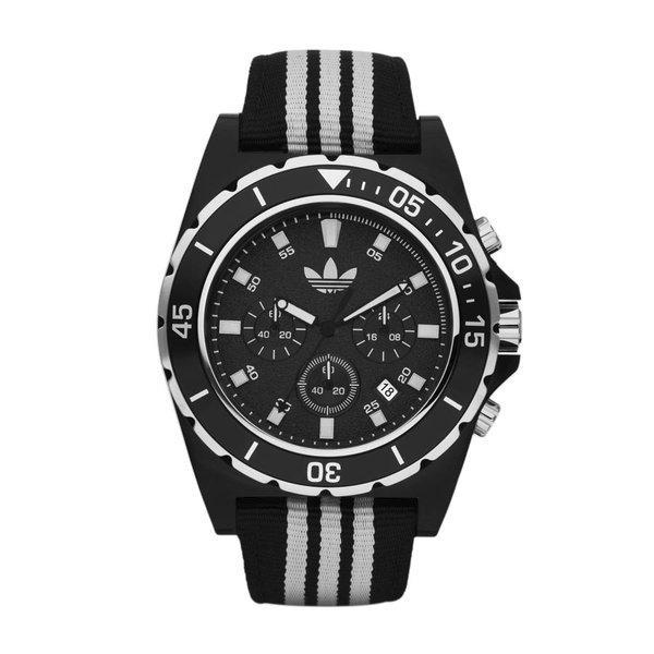 envio GRATIS a todo el mundo ajuste clásico descuento especial de Foto Reloj Adidas Original Stockholm Adh2664 Hombre Negro foto 29630