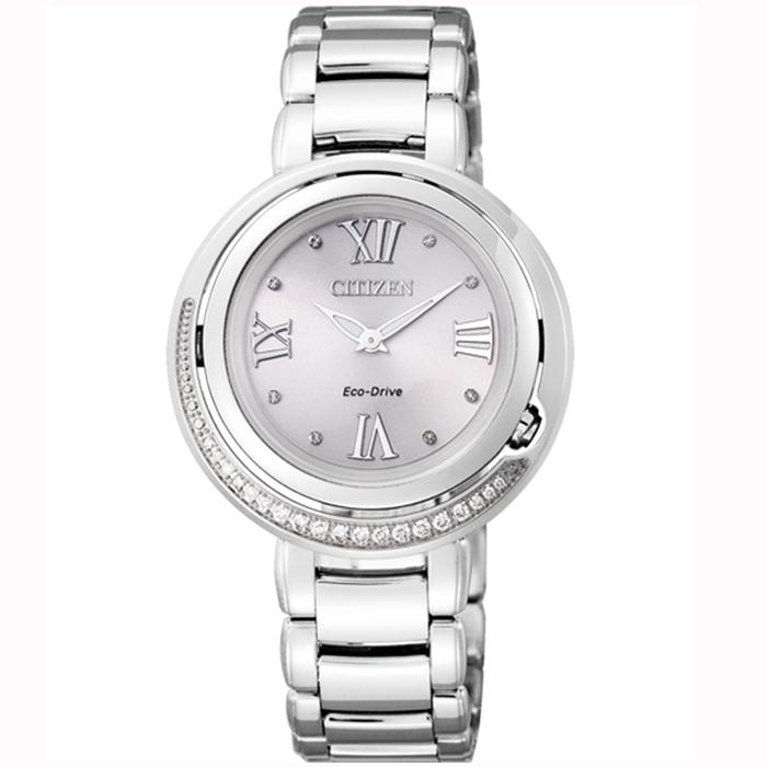 4661b34f8faf Foto Reloj Citizen Eco Drive L Diamonds Ex1120-53x Sumergible 50m foto 32411