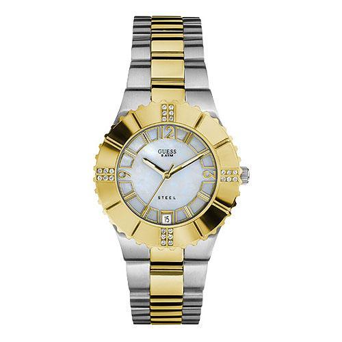 ea6babd43a10 Foto Reloj Guess Glow W10220l1 Mujer Blanco foto 52720