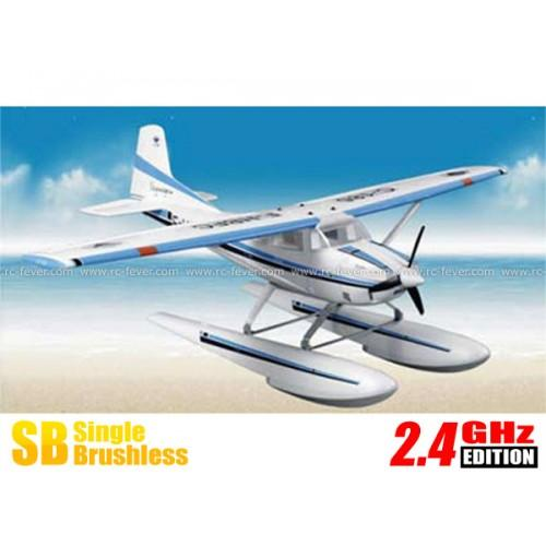 Foto Riccs CESSNA 185 5CH EPS Propeller RC Plane RTF 2.4GHz RC-Fever
