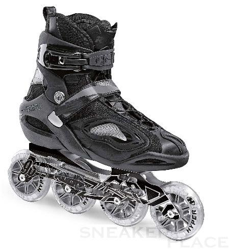 Foto Roces S 254 patines en linea - Tallas Grandes negro foto 156550