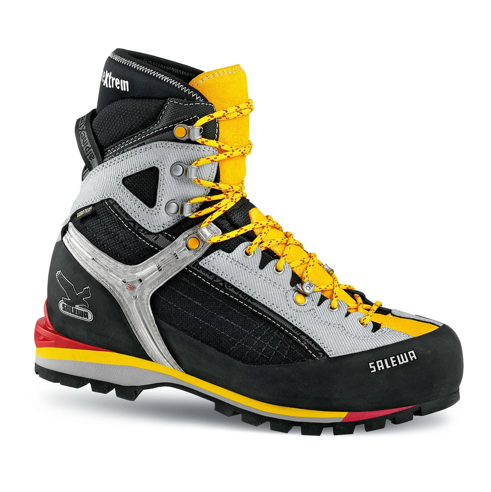Foto salewa raven combi botas de monta a caballeros negro amarillo 42 5 foto 120053 - Funda vivac salewa ...