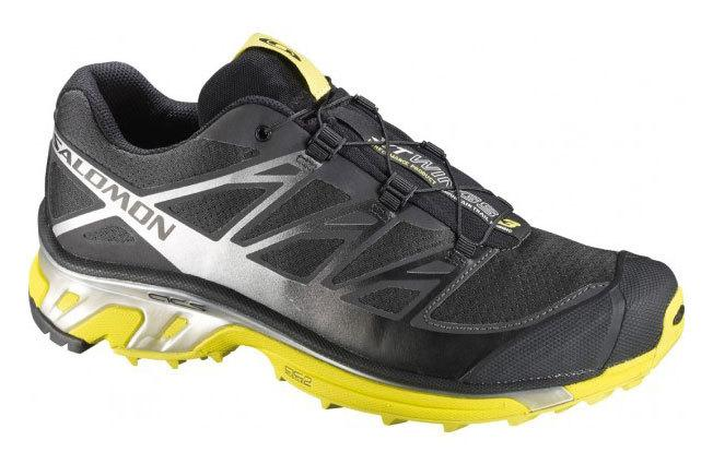 Foto Salomon zapatos para correr XT Wings 3 amarillo/negro