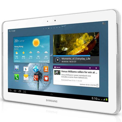 Samsung Galaxy Tab 2 Gt P5100 3g 101 16gb Blanco Foto 79503