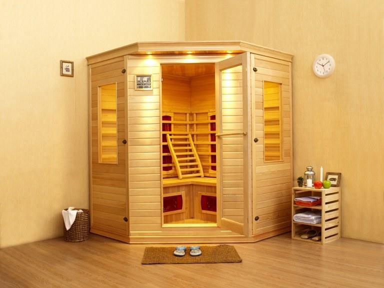 Foto sauna goteborg para 4 personas madera de pino - Productos para sauna ...