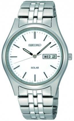 Foto Seiko Solar Powered SNE031P1 Watch
