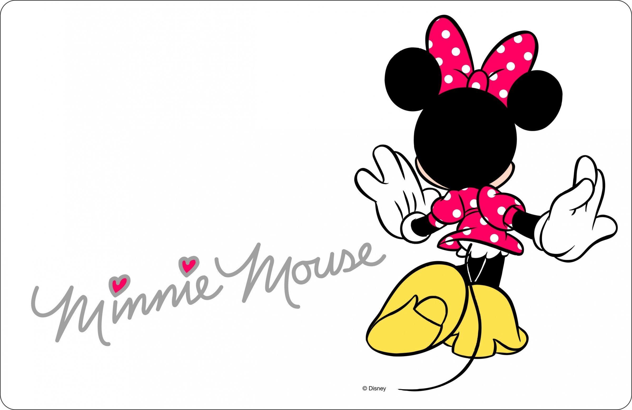 Minnie Mouse Violeta Neceser Arco Foto 337563