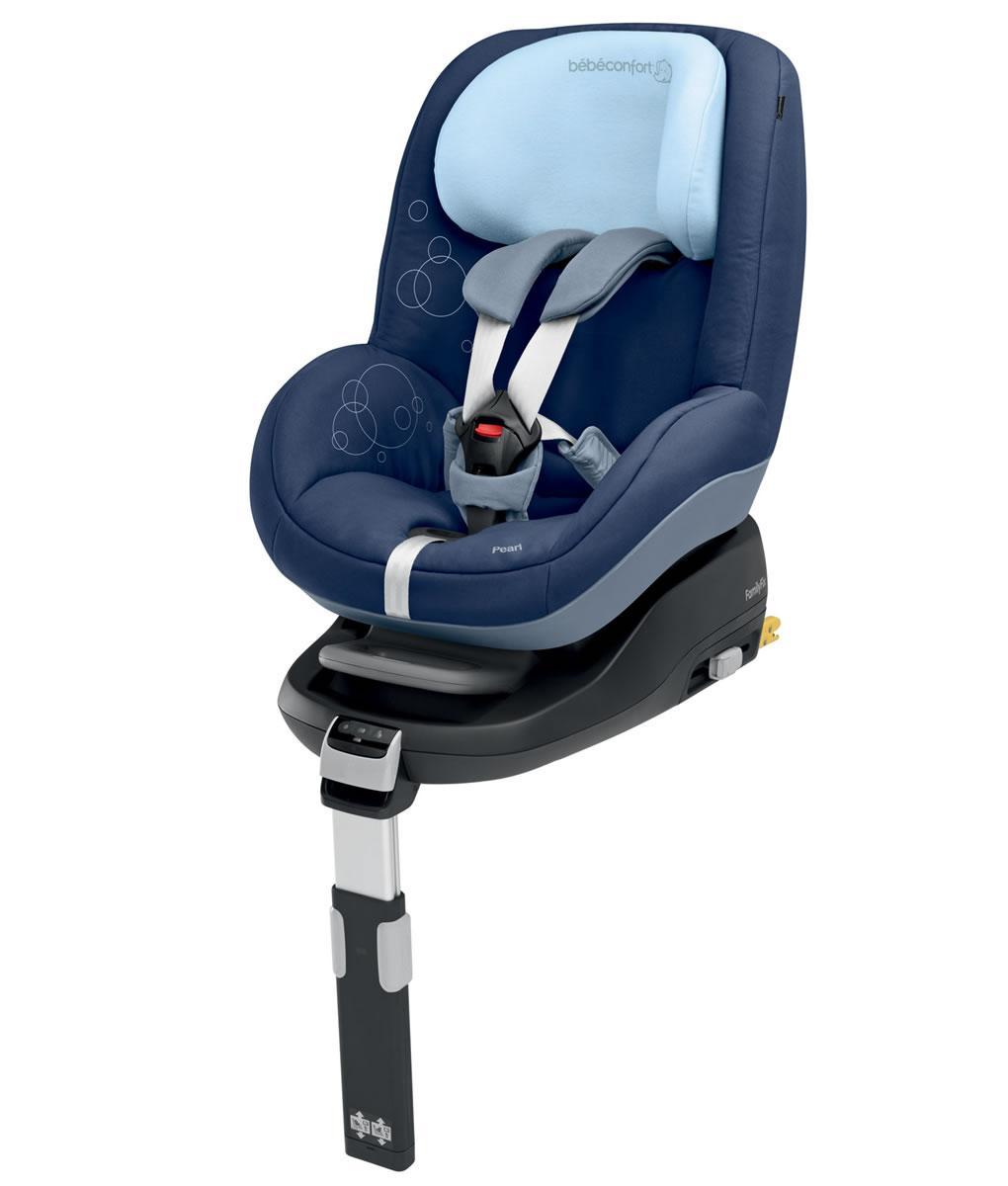 Foto silla de coche bebe confort grupo 1 isofix pearl dress blue foto 874286 - Sillas de coche bebe confort ...