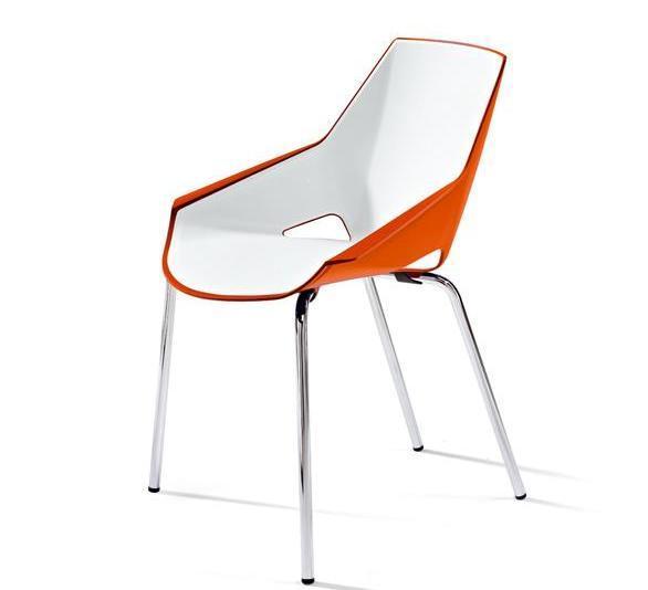 Foto sillas hosteria bares y restaurantes sillas de for Sillas plastico diseno
