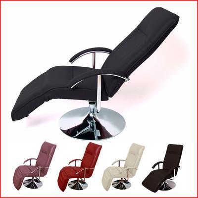 Foto sillon relax de polipiel apia reclinable en varios for Sillon reclinable blanco