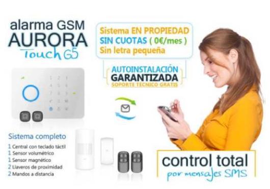 Foto suelo radiante thermoequip th 10 hasta 10 m2 1080 - Sistema de alarma gsm ...