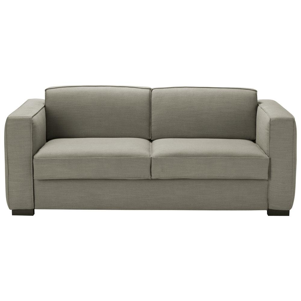 Foto sill n coquille foto 37922 for Sofa cama gris claro