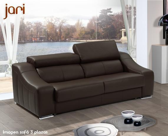Foto sof de tela alanis de home 3 2 plazas esparta 13 - Marcas de sofas de piel ...
