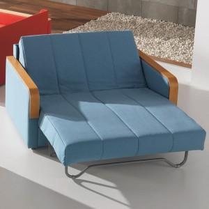 Foto sill n cama individual berl n es interiorismo foto 3282 for Sillon cama individual