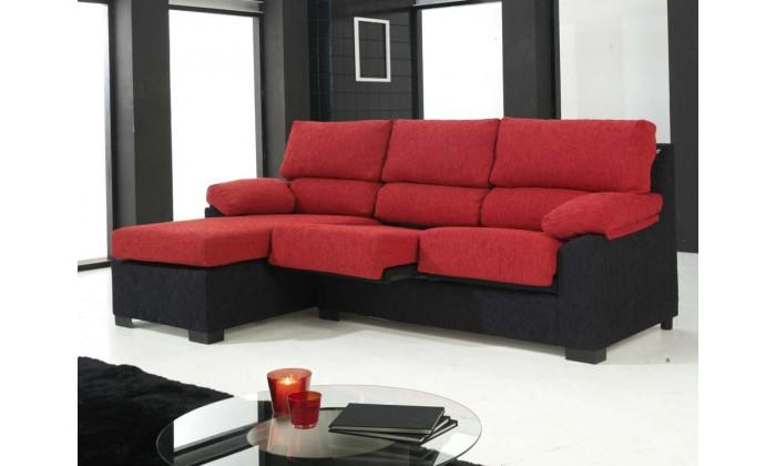 Foto sofa chaise longue gado arcos outlet foto 155009 - Outlet telas madrid ...