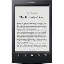 Foto Sony Prs-t2 E-readers