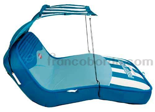 Foto sportsstuff colchoneta tumbona pool and beach cabana - Colchoneta para tumbona ...