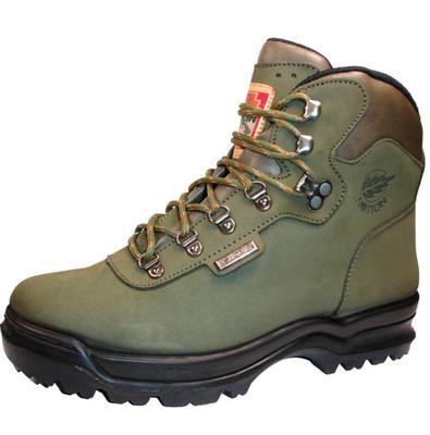 Foto talla 45 botas hombre piel trekking waterproof gore tex hecho en espa a foto 79160 - Botas paredes ciervo ...