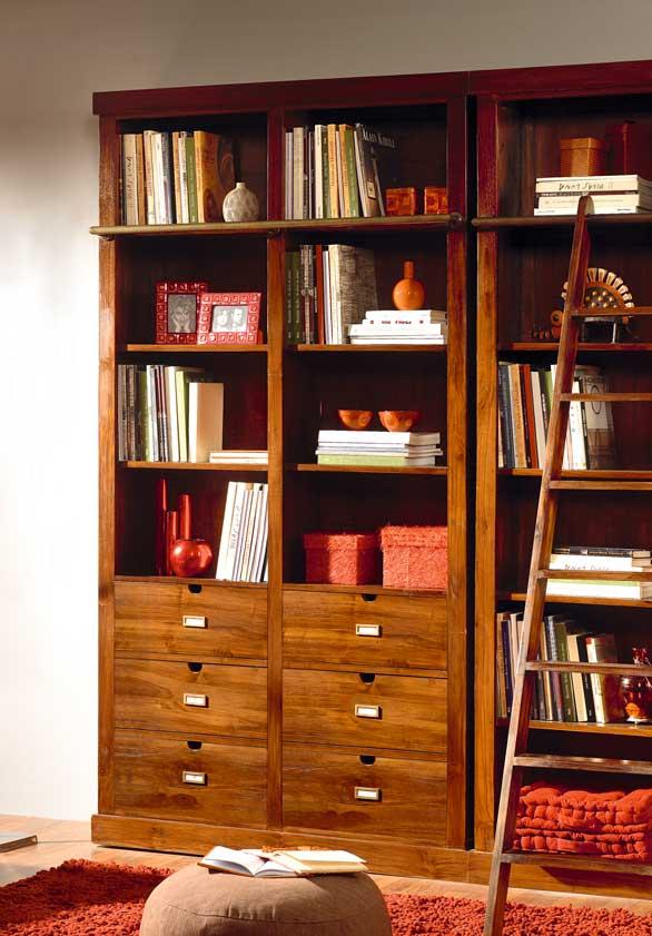 Foto bassay estanteria blanca foto 55553 - Cajones para estanterias ...
