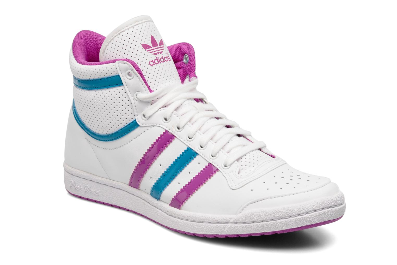 Foto Tenis Moda Adidas Originals Top Ten Sleek Mujer
