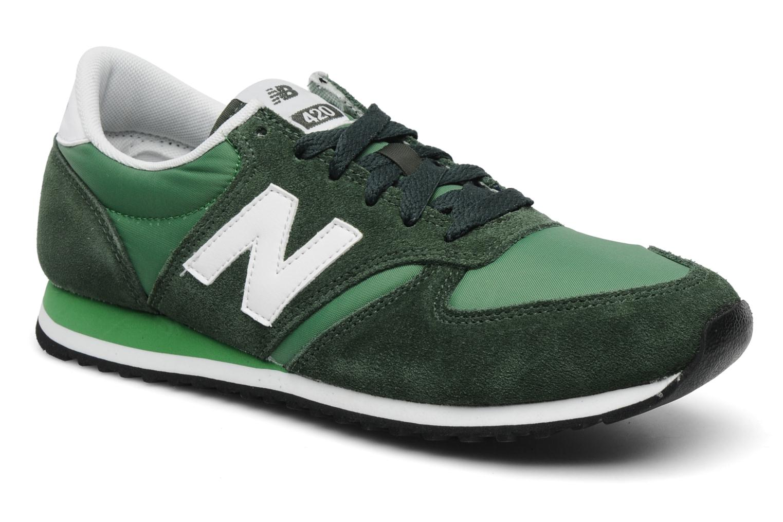 new balance hombre verdes