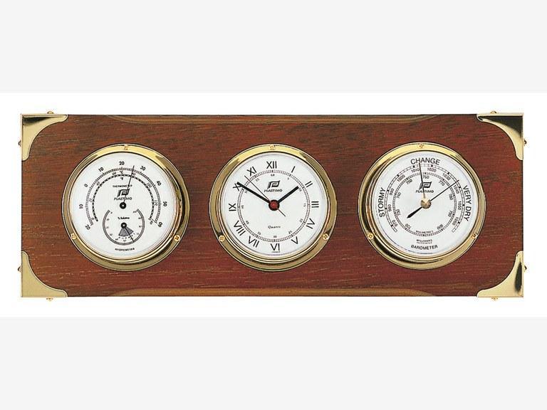 Foto Termómetro, higrómetro, reloj, barómetro 3 foto 78882