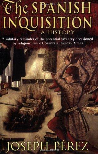 spanish inquisition summary essay