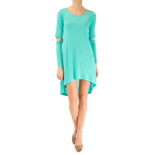 Foto Top Girl - Vestido falda asimetrica foto 707499