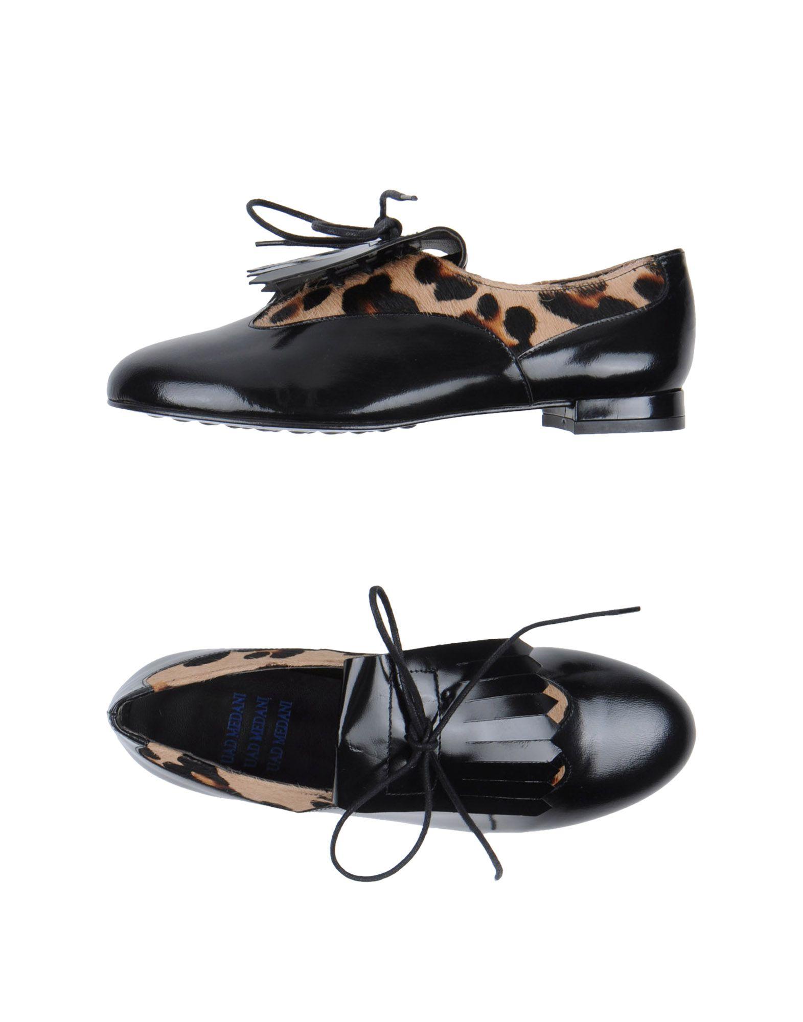 De 837704 Zapatos Foto Uad Cordones Medani Mujer Negro tqnOPxTf
