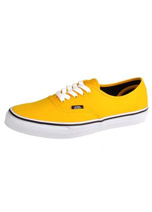 Foto Vans Authentic Lemon Chrome/Black 44 - Zapatillas,Zapatos