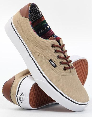Foto Vans Era 59 (C&L) Calzado - Natural