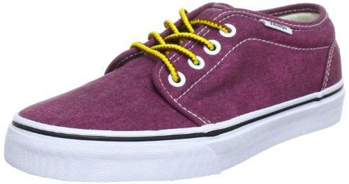 Foto Vans U 106 VULCANIZED (WASHED) TAWNY - Zapatillas de lona unisex, color blanco, talla 40