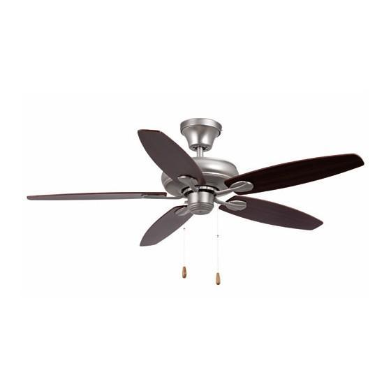 Foto ventilador de techo anticuario 4 palas nogal foto - Ventilador techo diseno ...