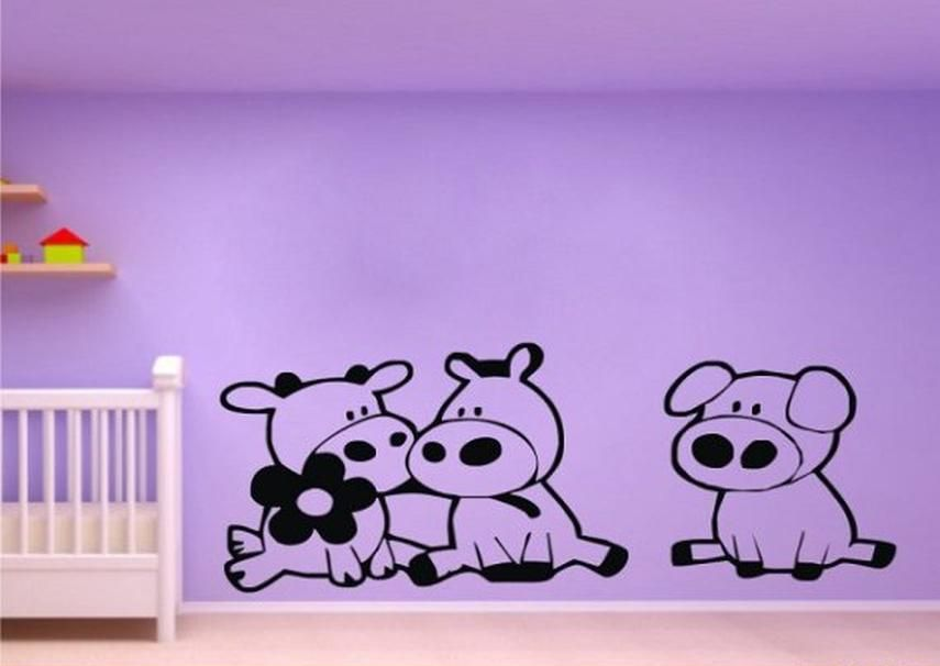 Foto vinilos decorativos infantiles de ositos para bebes for Vinilos decorativos pared infantiles
