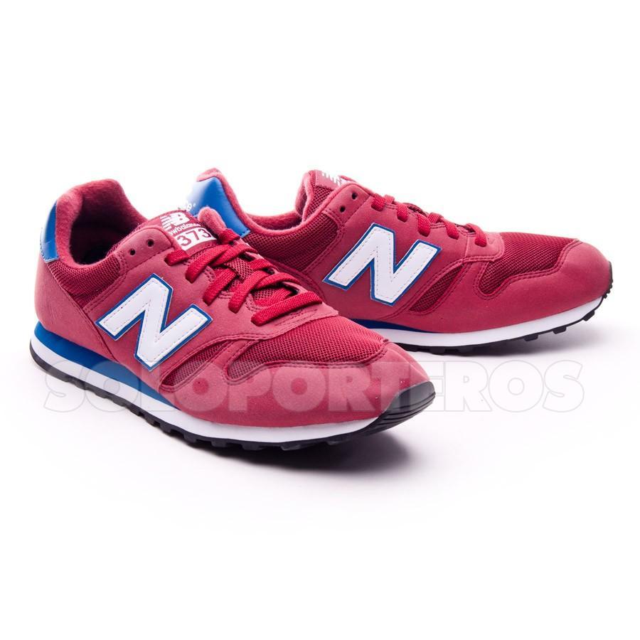 new balance 373 rojas