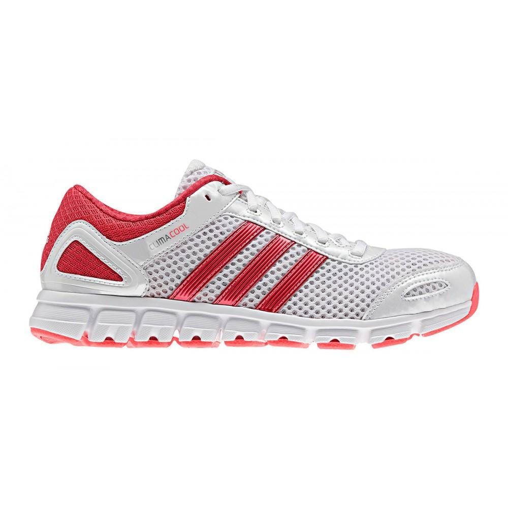 Zapatillas Adidas Blancas Y Rojas