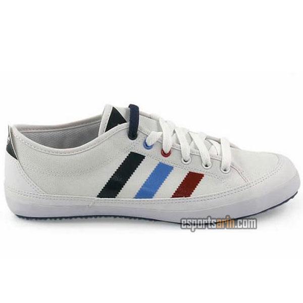 zapatillas adidas tela